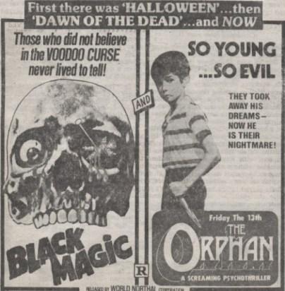 black magic-orphan ad mat