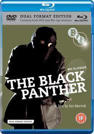 black panther blu