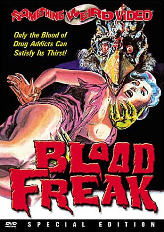 blood freak dvd