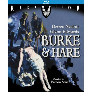 burke & hare redemption blu-ray