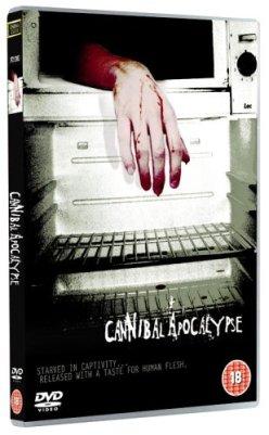 Cannibal Apocalypse Cinema Club DVD