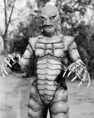 creature from black lagoon