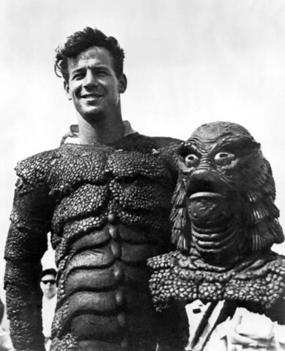 creature from the black lagoon ricou browning