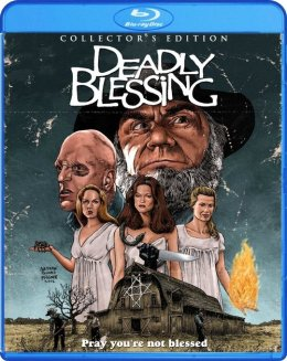 deadly blessing Blu
