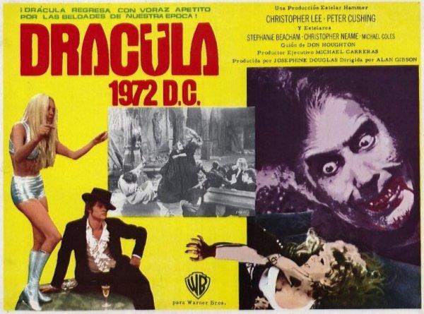 dracula 1972 spanish poster
