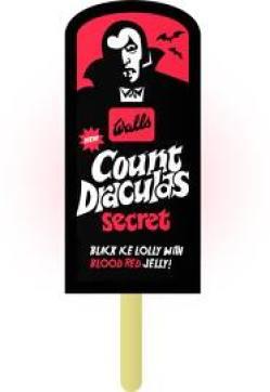 Dracula lolly 2