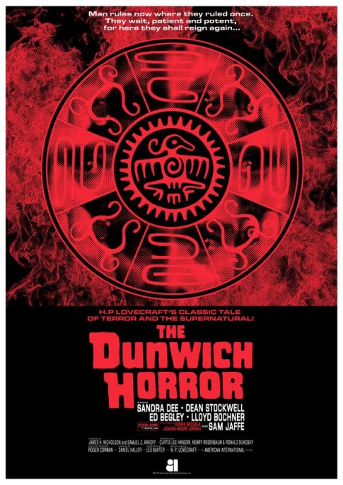 dunwich horror AIP poster