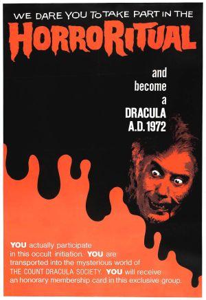 horroritual dracula a.d. 1972