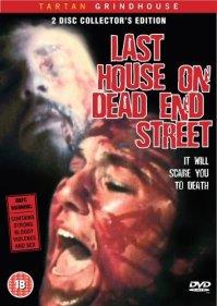 last house on dead end street tartan UK DVD