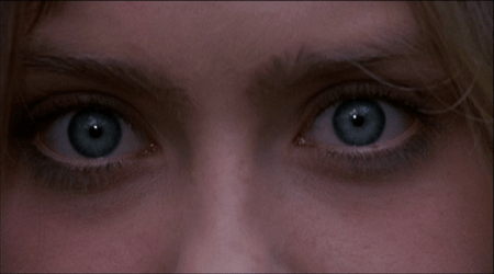 linda Haydens eyes blood on satans claw