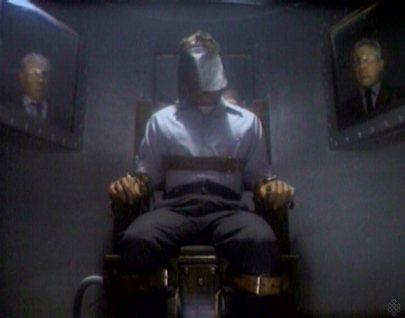 prison electric chair