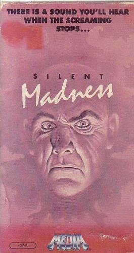 silent madness vhs