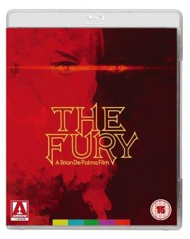 the fury blu-ray