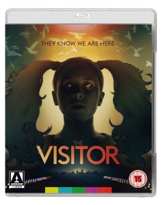 The Visitor Arrow Video Blu-ray