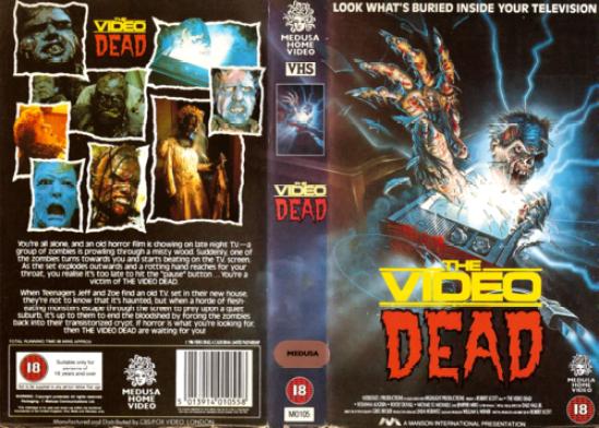 video dead vhs2