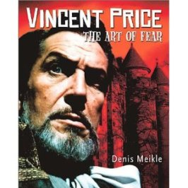 vincent price art of fear biography book