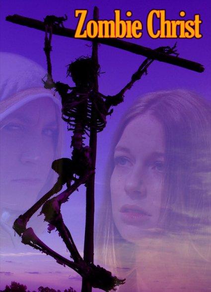zombie christ DVD cover bill zebub