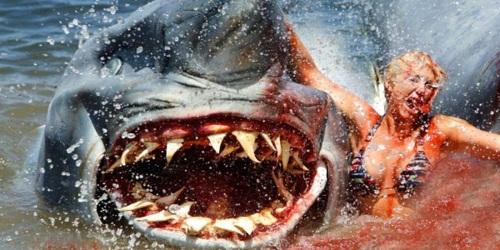 2-Headed Shark