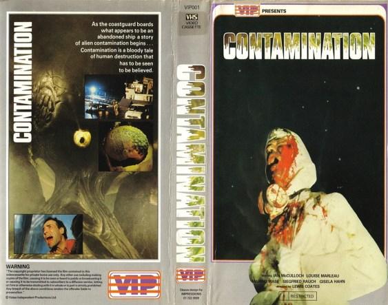 contamination vhs 2