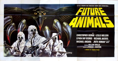 Day of the Animals Future Animals poster