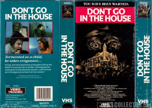 DontGoInThehouse