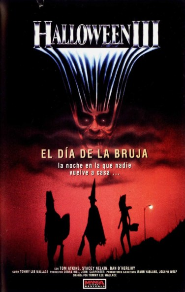 halloween 3 spanish