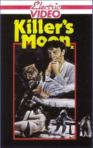 killer's moon british electric video vhs