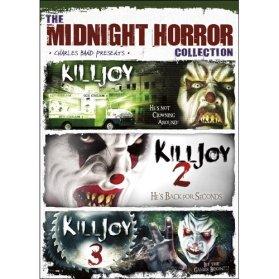 Killjoy Triple DVD