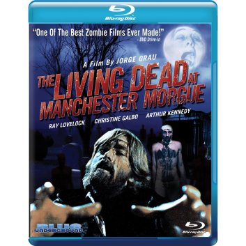 living dead at manchester morgue blu-ray disc blue underground