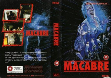 Macabre UK Mogul VHS