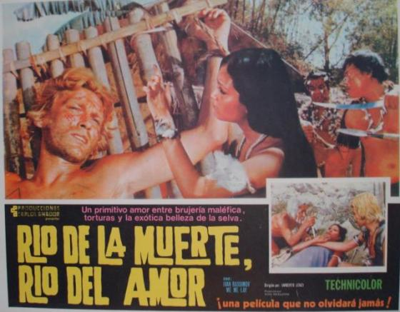Man from Deep River Mexican Lobby card.preview