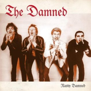 nasty damned the damned CD