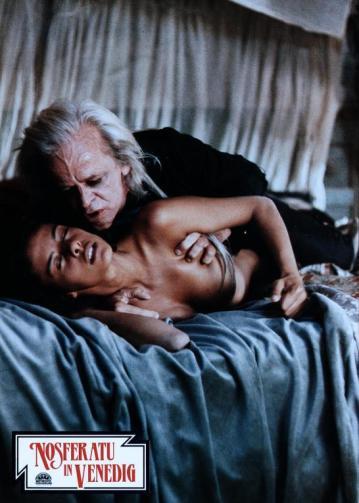 Nosferatu in Venice Klaus Kinski vampire