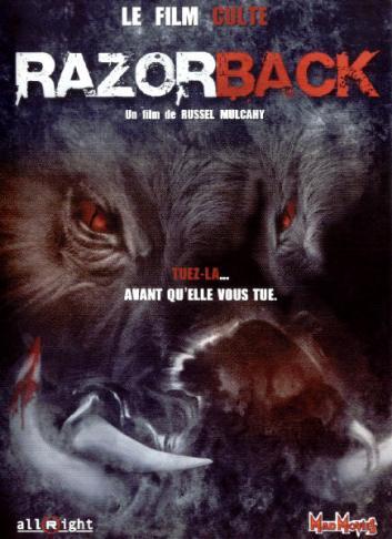 Razorback Los Colmillos Del Infierno - Razorback - Russell Mulcahy - 1984 - Carteles - 008