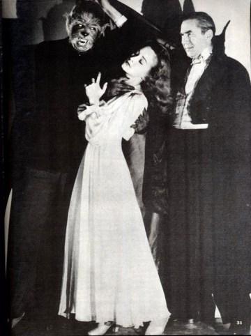return of the vampire 1944 werewolf