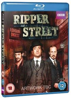 ripper street bbc blu-ray