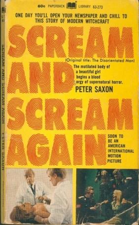 scream book