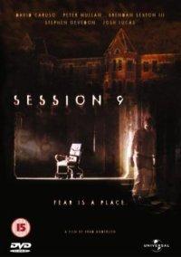 session 9 dvd