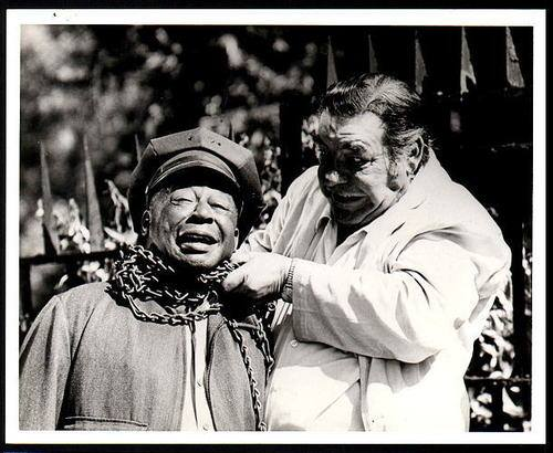 spider baby lon chaney jr strangles mantan moreland