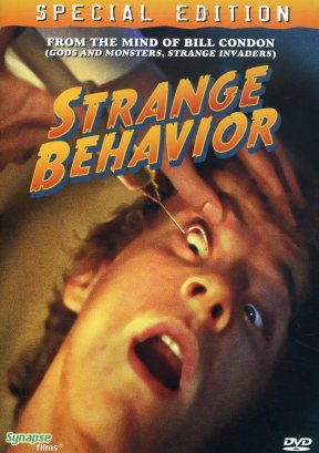 strange behavior synapse dvd