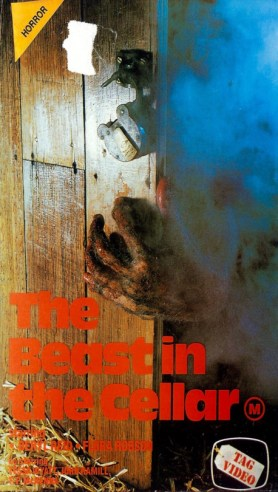 The-Beast-in-the-Cellar-Tag-Video-VHS-cover