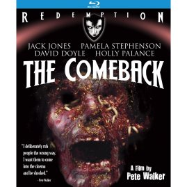 the comeback Redemption blu-ray