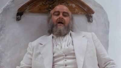 Victor Buono as The Devil in The Evil 1978
