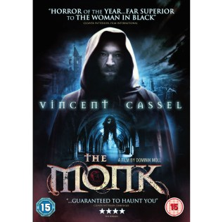 The Monk 4 dvd