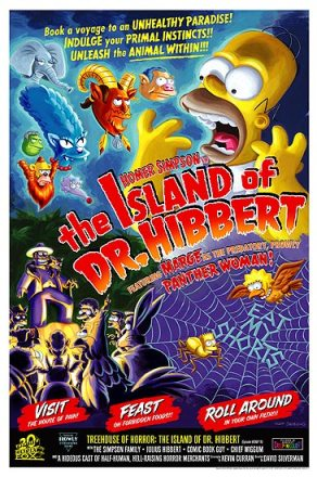 The_Island_of_Dr._Hibbert_poster