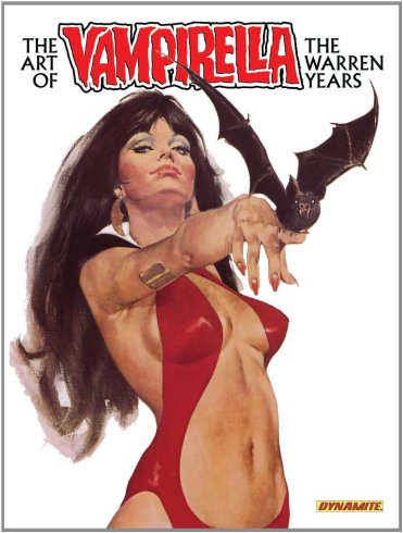 art-of-vampirella-warren-years-book