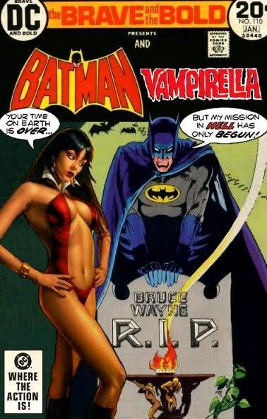 BatmanandVampirella