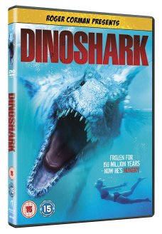 Dinoshark-DVD