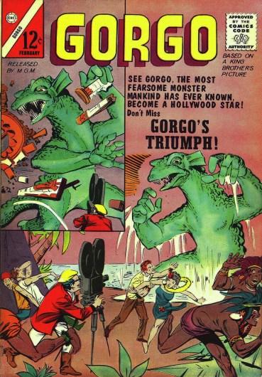Gorgo comic