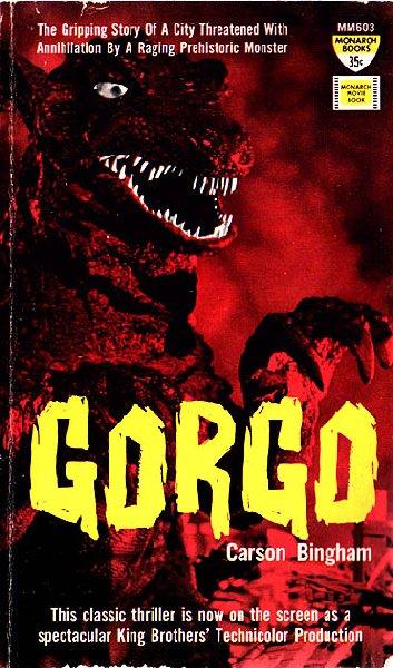 Gorgo Front Cover